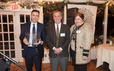 Brieant Youth Alliance Honors Ossining School Staff at it's Fourth Annual Gala