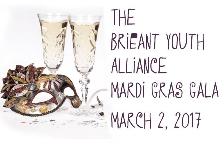 Brieant Youth Alliance Honors United Parcel Service at it's Mardi Gras Gala